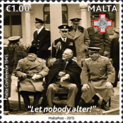 [The 70th Anniversary of the Yalta Conference, type DKP]