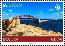 [EUROPA Stamps - Bridges, Typ DOY]