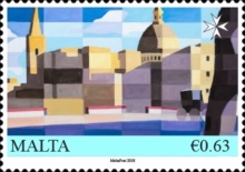 [Valletta - European Capital of Culture, Typ DPB]