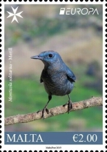 [EUROPA Stamps - National Birds, Typ DQY]
