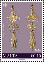[EUROMED Issue - Traditional Mediterranean Jewelry, type DVI]