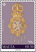 [EUROMED Issue - Traditional Mediterranean Jewelry, type DVJ]