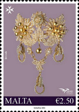 [EUROMED Issue - Traditional Mediterranean Jewelry, type DVK]