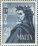 [The 700th Anniversary of the Birth of Dante, type EJ]
