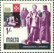 [The 400th Anniversary of Valletta, type EX]