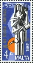 [EUROPA Stamps - FAO Regional Conference, type GF]