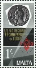 [EUROPA Stamps - FAO Regional Conference, type GG]