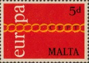 [EUROPA Stamps, Typ HN1]