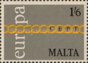 [EUROPA Stamps, Typ HN2]
