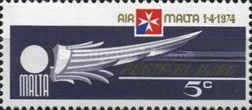 [The Founding of Air Malta, type JK1]