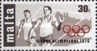 [Olympic games - Montreal, Canada, type KW]