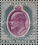 [King Edward VII, type L2]