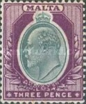 [King Edward VII, type L4]