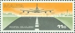 [Airmail - Passenger Airplanes, type MN]