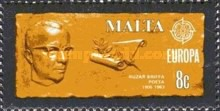 [EUROPA Stamps - Famous People, Typ NU]