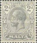 [King George V - Different Watermark, Typ Q]