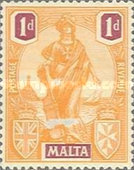 [Allegorical Stamps, type T2]