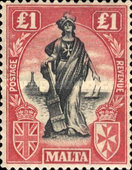 [Allegorical Stamps, type T21]
