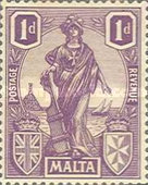 [Allegorical Stamps, type T3]