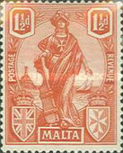 [Allegorical Stamps, type T4]