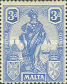 [Allegorical Stamps, Typ T6]