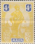 [Allegorical Stamps, Typ T7]