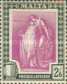 [Allegorical Stamps, Typ U2]