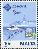 [EUROPA Stamps - Transportation and Communications, type UM]