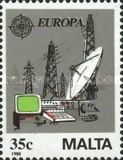 [EUROPA Stamps - Transportation and Communications, type UN]