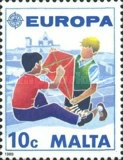 [EUROPA Stamps - Children's Games, type VI]
