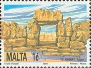 [Natural and Artistic Heritage of the Maltese Islands, type XL]