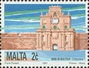 [Natural and Artistic Heritage of the Maltese Islands, type XM]