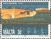 [Natural and Artistic Heritage of the Maltese Islands, type XN]