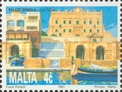 [Natural and Artistic Heritage of the Maltese Islands, type XO]
