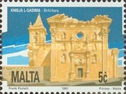 [Natural and Artistic Heritage of the Maltese Islands, type XP]