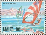 [Natural and Artistic Heritage of the Maltese Islands, type XQ]