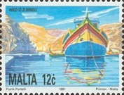 [Natural and Artistic Heritage of the Maltese Islands, type XR]