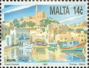 [Natural and Artistic Heritage of the Maltese Islands, type XS]