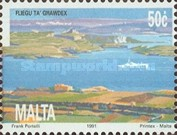 [Natural and Artistic Heritage of the Maltese Islands, type XU]