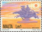 [Natural and Artistic Heritage of the Maltese Islands, type XV]