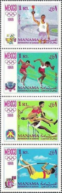[Olympic Games - Mexico City, Mexico, type ]