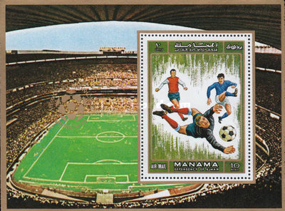 [Airmail - Football, type ]