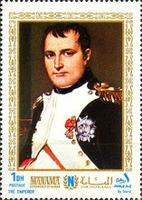 [The 200th Anniversary of the Birth of Napoleon Bonaparte, 1769-1821, type GT]