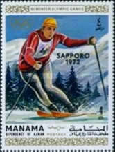 [Winter Olympic Games - Sapporo, Japan, type JV]