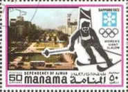 [Winter Olympic Games - Sapporo, Japan, type KX]