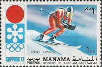 [Winter Olympic Games - Sapporo, Japan, type QV]