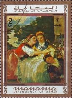 [Paintings of Francisco de Goya y Lucientes, Spanish Painter, Etcher and Lithographer, type YW]
