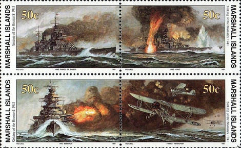 [History of the Second World War - Sinking of the
