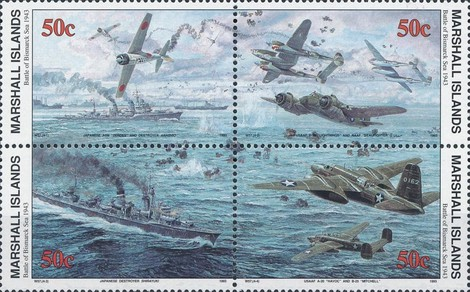 [History of the Second World War - Battle of the Bismarck Sea, 1943, Typ ]