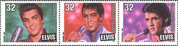 [The 20th Anniversary of the Death of Elvis Presley, 1935-1977, Typ ]